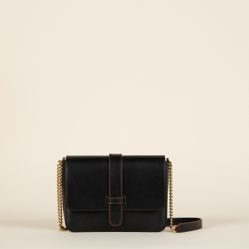 Amanda medium chain black