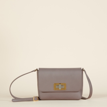 Gertrude medium nappa grey