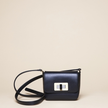 Gertrude mini nappa black