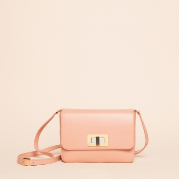 Gertrude medium nappa peach