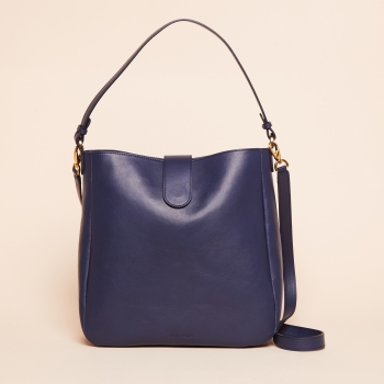 Samantha calf navy