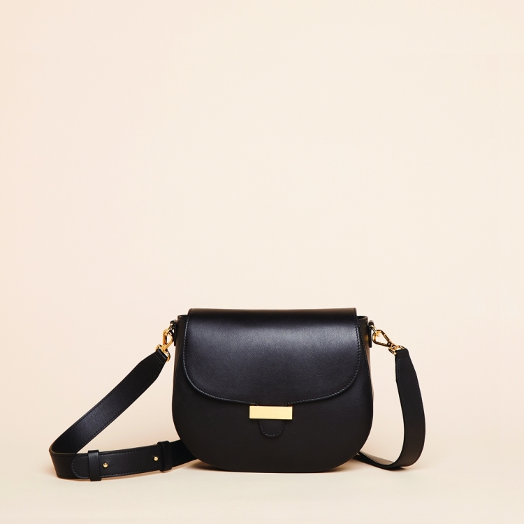 Maryse medium vachette black