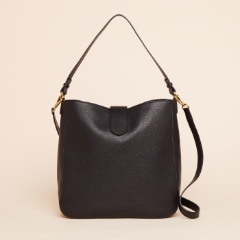 Samantha calf black