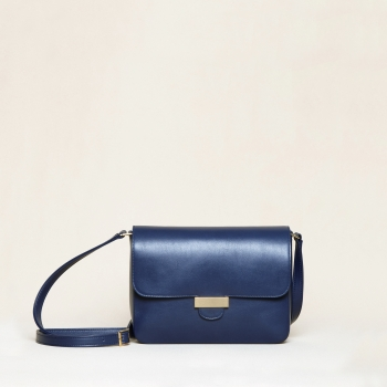 Alix medium nappa navy