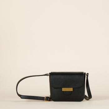 Alix mini nappa black